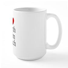 """""""I Love North Palm Beach"""" Mug"""
