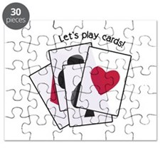 Let's Play Cards! Puzzle