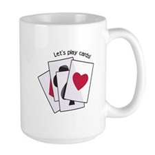 Let's Play Cards! Mugs