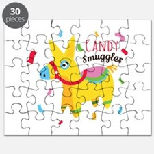 Candy Smuggler Puzzle