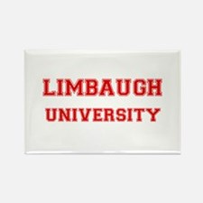 LIMBAUGH UNIVERSITY Rectangle Magnet