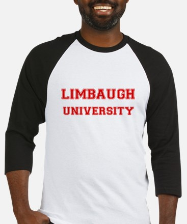 LIMBAUGH UNIVERSITY Baseball Jersey