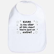 Ciara is the Star Bib
