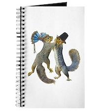 Dancing Squirrel Journal
