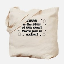 Ciara is the Star Tote Bag