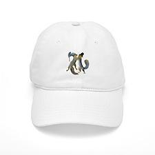 Dancing Squirrel Baseball Cap