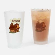 In The Cabin Drinking Glass