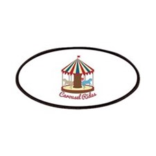 Carousel Rides Patches