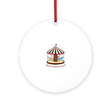 Round & Round Ornament (Round)