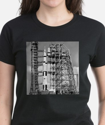 Saturn V Women's Dark T-Shirt