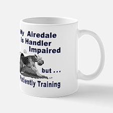 Airedale Terrier Agility Mug