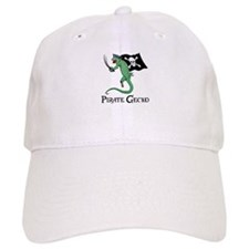 Pirate Gecko Baseball Cap