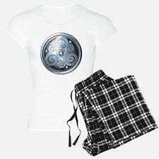 Celtic Double Triskelion - Pajamas