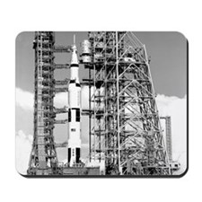Saturn V Mousepad