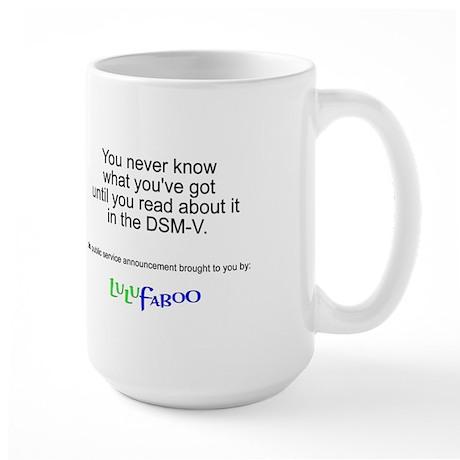 dsm-v Large Mug