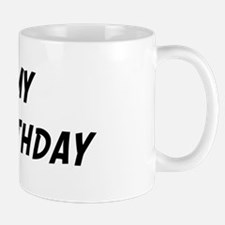Its my 7th Birthday Mug