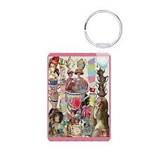 Ladies' Tea Keychains Keychains