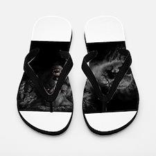 werewolf Flip Flops
