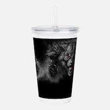 werewolf Acrylic Double-wall Tumbler