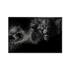werewolf Magnets