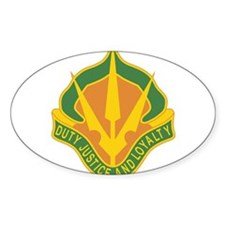 15th Military Police Brigad Decal