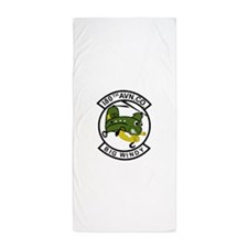 180th Aviation Co Beach Towel