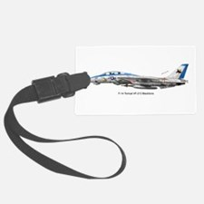 vf213Blacklions.jpg Luggage Tag