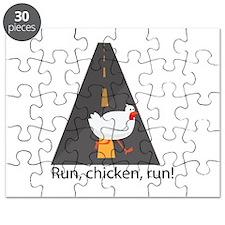 Run, Chicken, Run! Puzzle