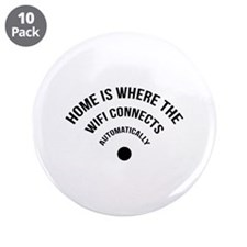 """Home Is Where The Wifi Connects Automatically 3.5"""""""