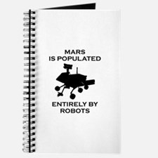 Mars Is Populated Entirely By Robots Journal