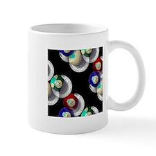 Strange Billiard Balls Mug Mug