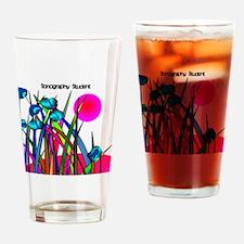 Sonographer Drinking Glass