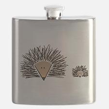 A01 Hedgehogs.JPG Flask