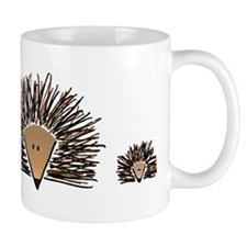 A01 Hedgehogs.JPG Mugs