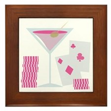 Sip & Play Framed Tile
