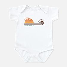 Wildwood New Jersey Infant Bodysuit