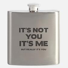 It's Not You. It's Me. But Really It's You. Flask