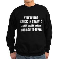 You're Not Stuck In Traffic Jumper Sweater