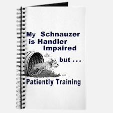Schnauzer Agility Journal