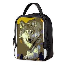 Wolf 045 Neoprene Lunch Bag
