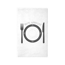 Bon Appetit 3'x5' Area Rug