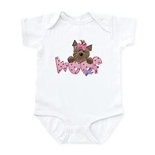 WOOF Doggie - Infant Bodysuit