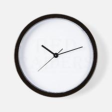 God can Wall Clock