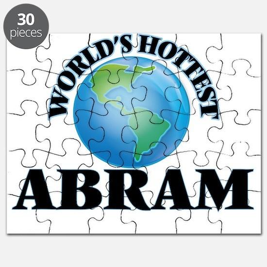 World's Hottest Abram Puzzle