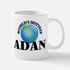 World's Hottest Adan Mugs