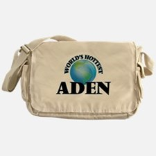World's Hottest Aden Messenger Bag