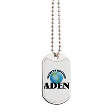 World's Hottest Aden Dog Tags