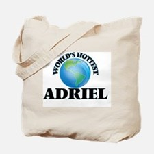 World's Hottest Adriel Tote Bag