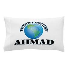 World's Hottest Ahmad Pillow Case