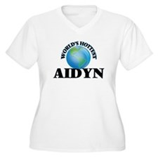 World's Hottest Aidyn Plus Size T-Shirt